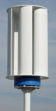 Vertical Axis Wind Turbine, Wind Generators